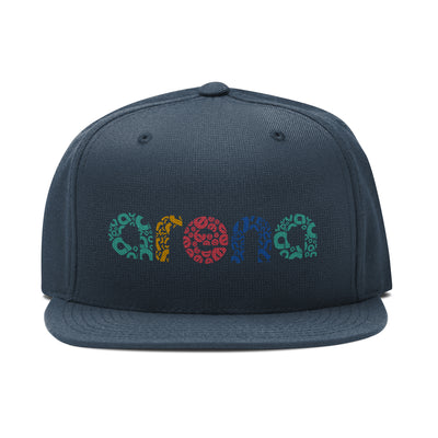 Letters - Classic Snapback Hat