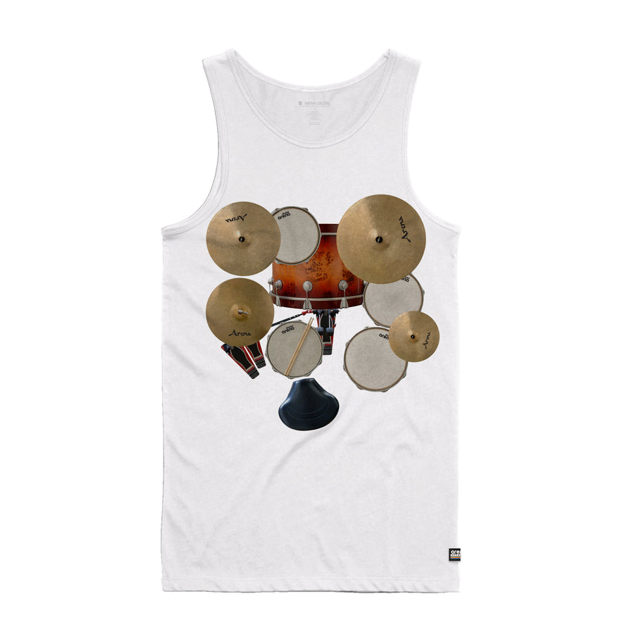 Thunder - Men's Tank Top - Band Merch and On-Demand Designer Shirts
