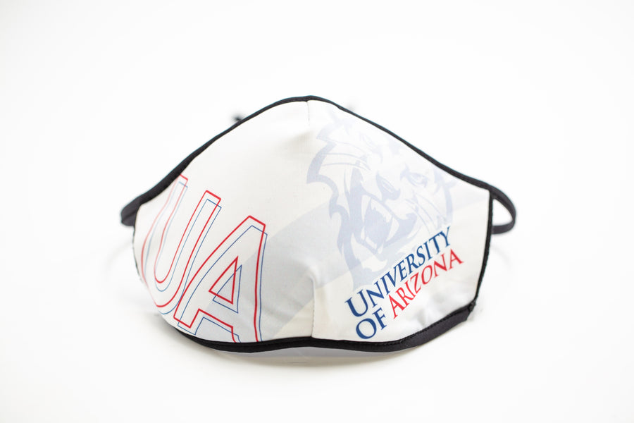 Wildcats- Reusable Cloth Face Mask, Face Cover, Festival Cover | Arena - Band Merch and On-Demand Designer Shirts