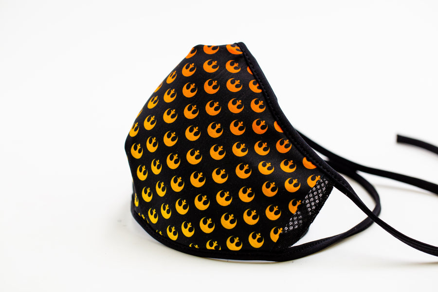 Rebellion - Reusable Face Mask, Face Cover, Festival Cover | Arena