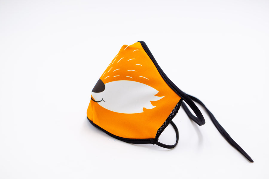 Fox - Unisex Reusable Cloth Face Mask, Face Cover, Festival Cover | Arena - Band Merch and On-Demand Designer Shirts