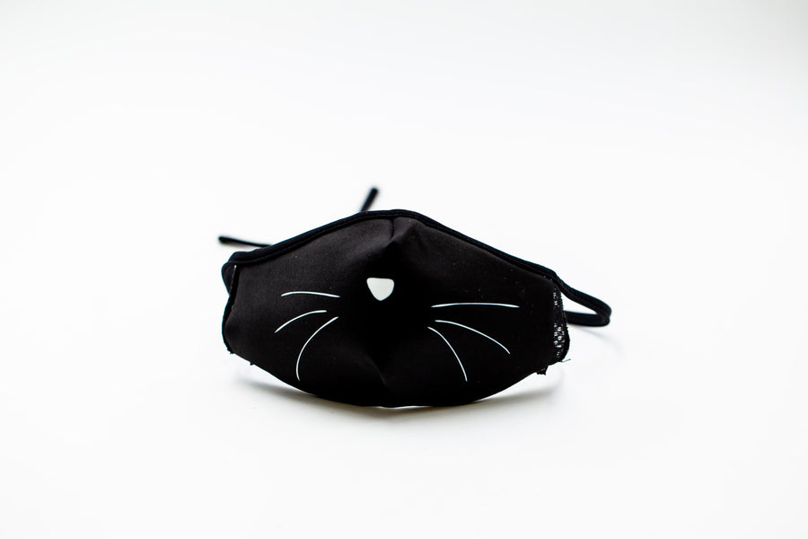 Kitty - Unisex Reusable Cloth Face Mask, Face Cover, Festival Cover | Arena - Band Merch and On-Demand Designer Shirts