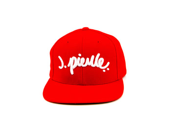 J. Pierce - Signature: Classic Flat Bill Snapback Hat | Arena