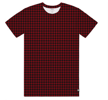 Red Flannel - Unisex Dye Sub Tee Shirt | Arena