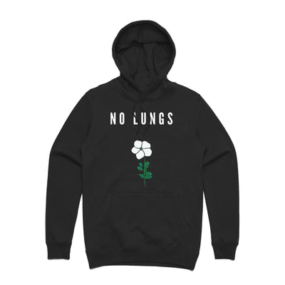 No Lungs - Unisex Pullover Hoodie