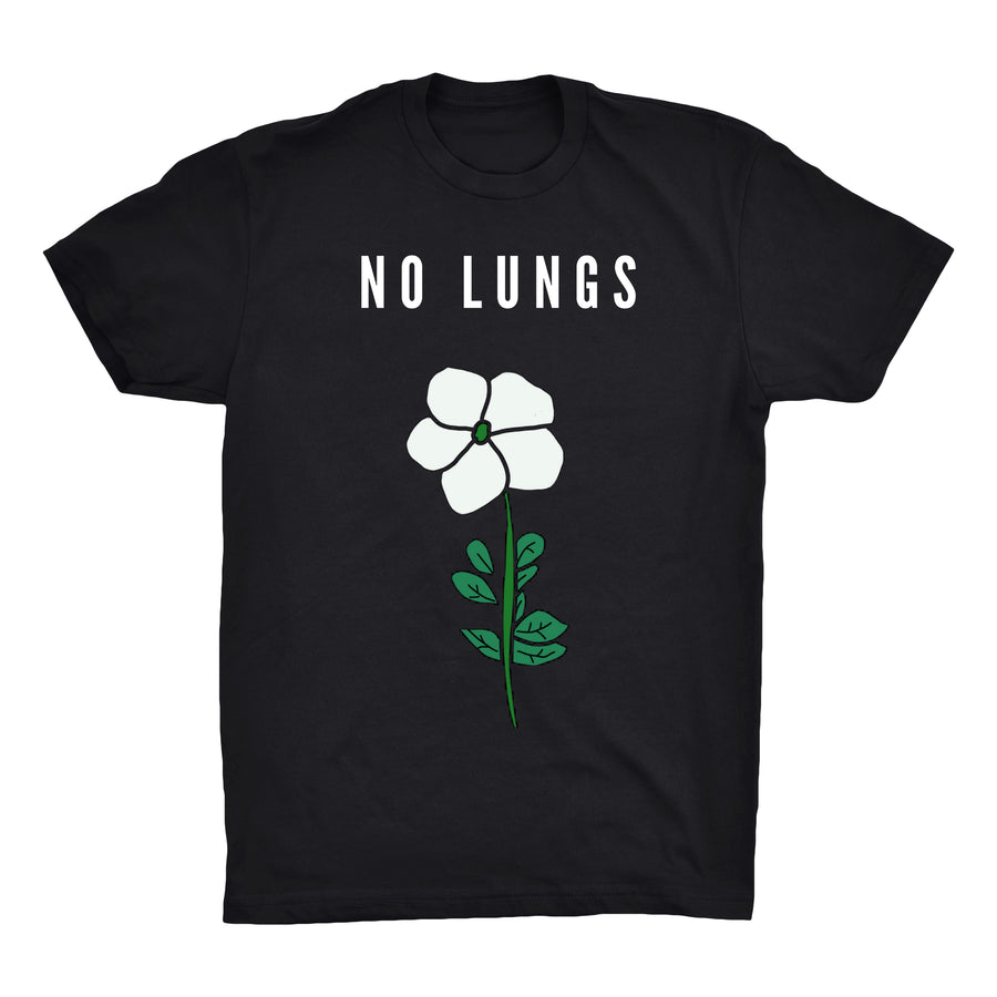 No Lungs - Unisex Tee Shirt