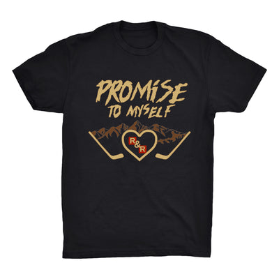 Promise To Myself - RnR Unisex Tee Shirt
