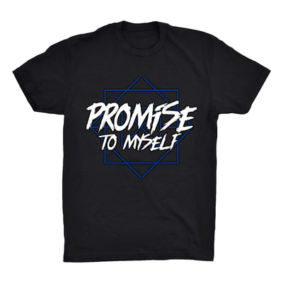 Promise To Myself - Triangle Unisex Tee Shirt