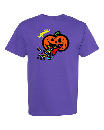 J. Pierce - Pumpkin: Unisex Tee Shirt | Arena - Band Merch and On-Demand Designer Shirts