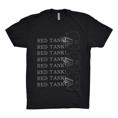 Red Tank! - VR Unisex Tee Shirt