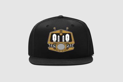 Break The Robot - Robot Classic Snapback Hat