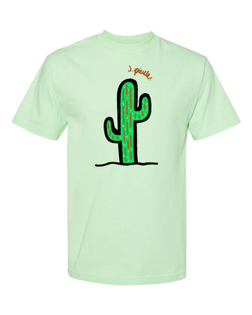 J. Pierce - Saguaro Cactus: Unisex Tee Shirt | Arena - Band Merch and On-Demand Designer Shirts