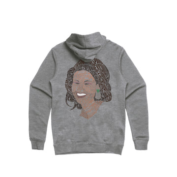 Selena - Unisex Heavyweight Zip Up Hoodie