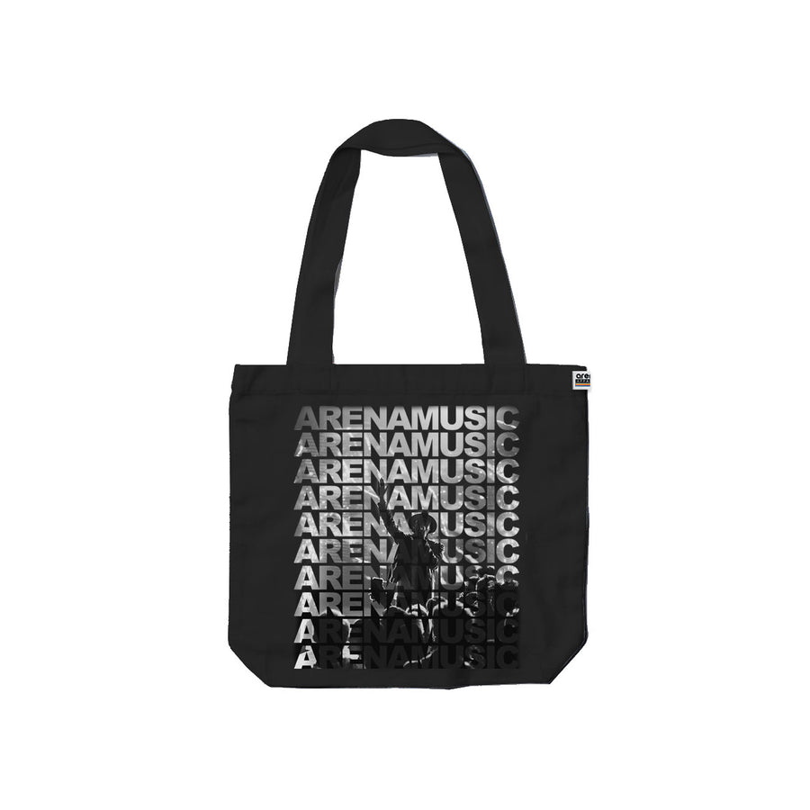 Singer Silhouette - Tote Bag - Band Merch and On-Demand Designer Shirts