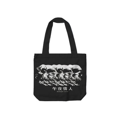 Dereck Seltzer - Midnight Lovers Tote Bag