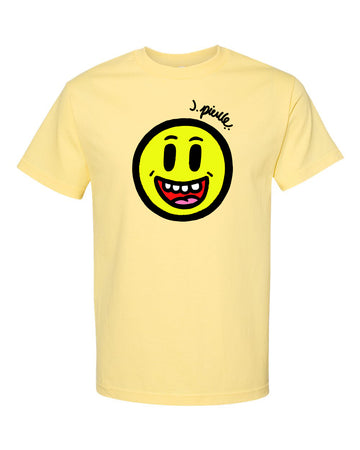J. Pierce - Smile: Unisex Tee Shirt | Arena