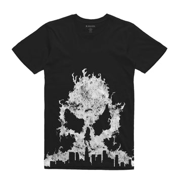SmogCity - LA Unisex All Over Tee Shirt - Band Merch and On-Demand Designer Shirts