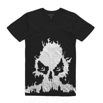 Smog City Moscow All Over Tee Shirt - Music Merchandise and Designer Shirts