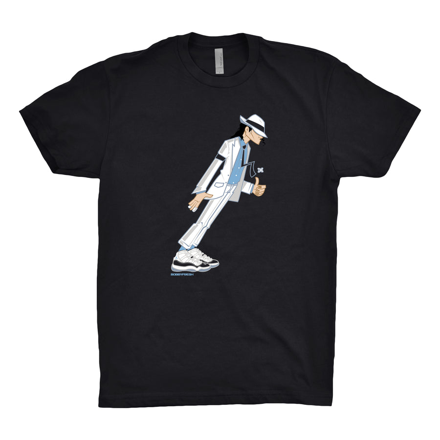 Bobby Fresh - Smooth Criminal Unisex Tee Shirt