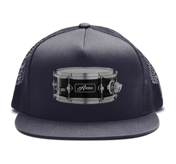 Snare Drum - Trucker Snapback Hat