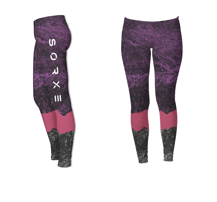 Sorxe - Women's Leggings - Band Merch and On-Demand Designer Shirts