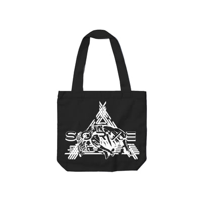 Sorxe - Black Tote Bag