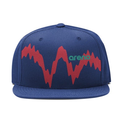 Sound Wave - Classic Snapback Hat