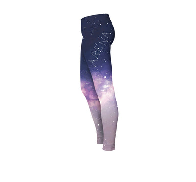 Stars All Over Leggings Sides