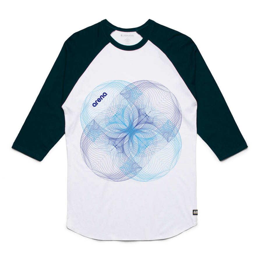 Stella - Unisex Raglan Tee Shirt - Band Merch and On-Demand Designer Shirts