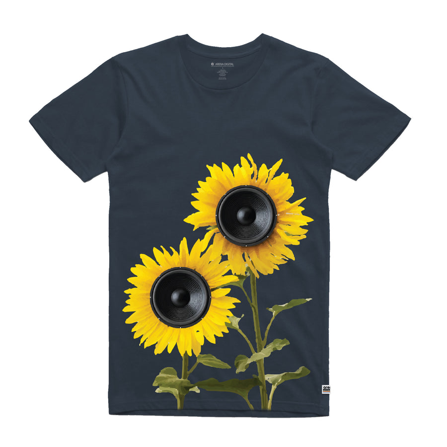 Sun Flowoofer - Unisex Tee Shirt - Band Merch and On-Demand Designer Shirts