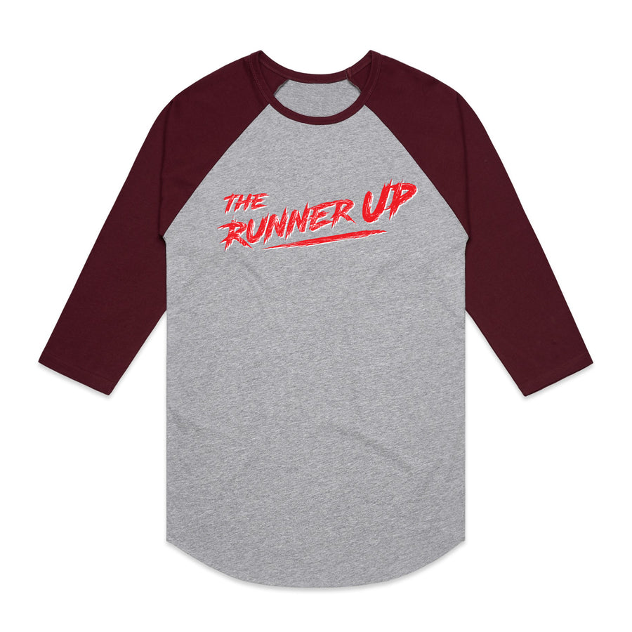 The Runner Up - The Runner Up: Unisex Raglan Tee Shirt | Arena - Band Merch and On-Demand Designer Shirts