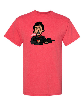 J.Pierce - Tony Montana: Unisex Tee Shirt | Arena - Band Merch and On-Demand Designer Shirts