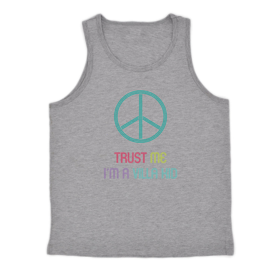 Villa Montessori -  Trust Me Youth Tank Top
