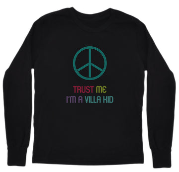 Villa Montessori - Trust Me Youth Long Sleeve Tee Shirt