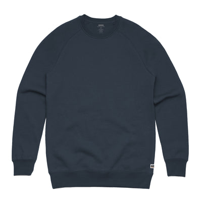 Unisex Navy Heavyweight Pullover Sweatshirt