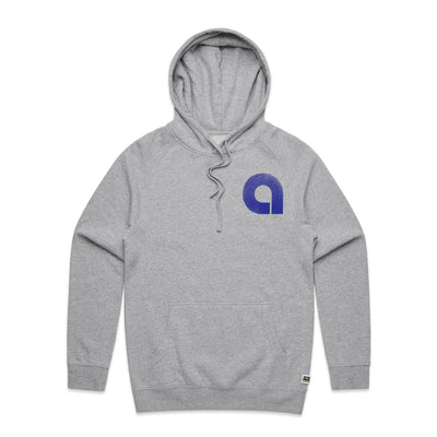 Varsity - Unisex Mid-Weight Pullover Hoodie