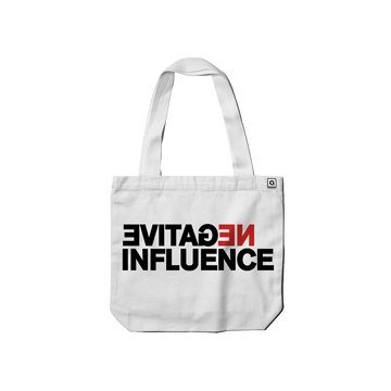 Waka Flocka Flame - Negative Influence: Tote Bag | Arena - Band Merch and On-Demand Designer Shirts