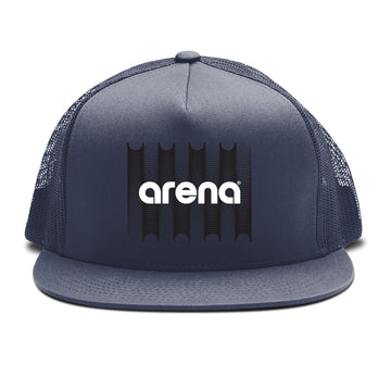 Waves - Trucker Snapback Hat