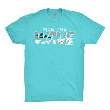 Bobby Fresh - Ride The Wave Unisex Tee Shirt