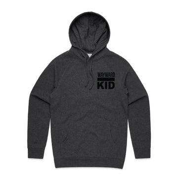 Wayward Kid - Unisex Mid-Weight Pullover Hoodie