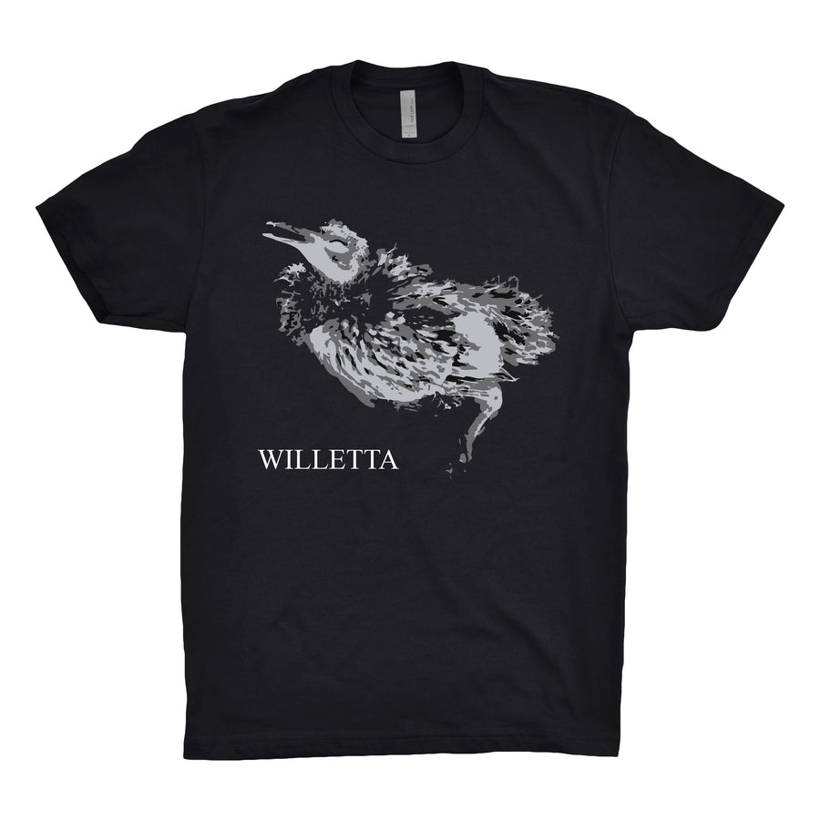 Willetta - Unisex Tee Shirt - Band Merch and On-Demand Designer Shirts