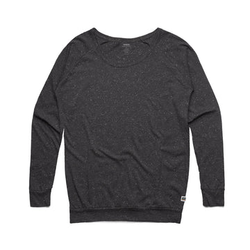 Women's Slouch Crew Sweatshirt | Custom Blanks - Band Merch and On-Demand Designer Shirts