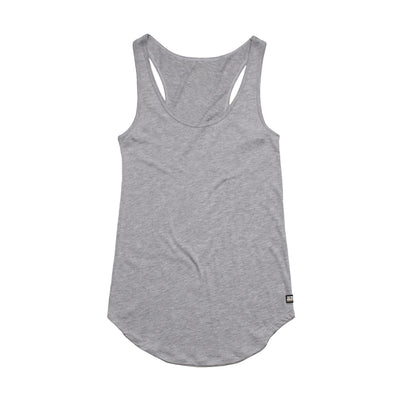 Women's Heather Grey Tank Top