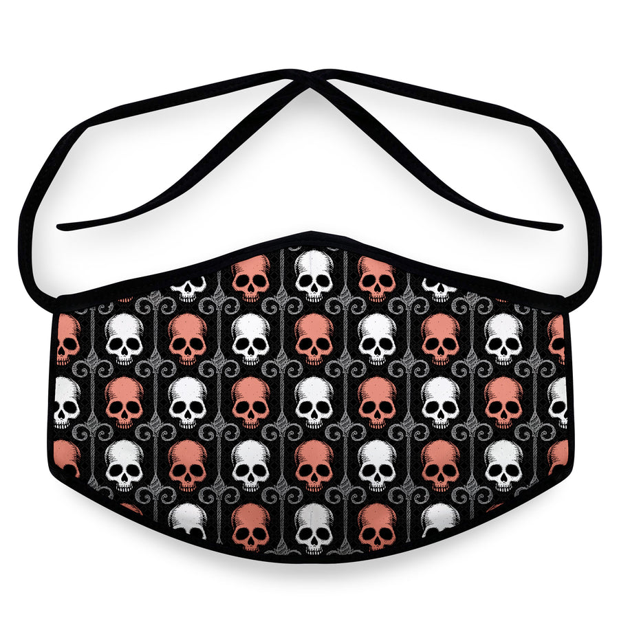 Abyss - Unisex Cloth Reusable Face Mask, Face Cover, Festival Cover | Arena - Band Merch and On-Demand Designer Shirts