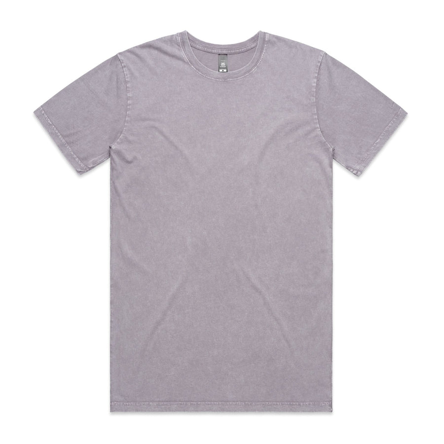 Men's Stone Wash Tee | Custom Blanks - Band Merch and On-Demand Designer Shirts