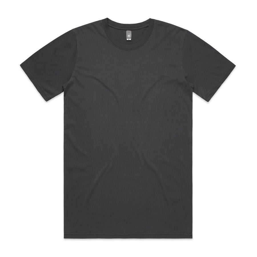 Men's Faded Tee Shirt | Custom Blanks - Band Merch and On-Demand Designer Shirts
