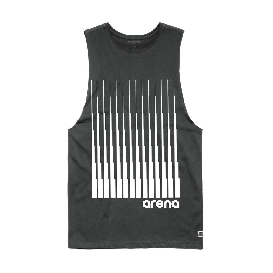 Denali - Men's Sleeveless Tee Shirt - Band Merch and On-Demand Designer Shirts
