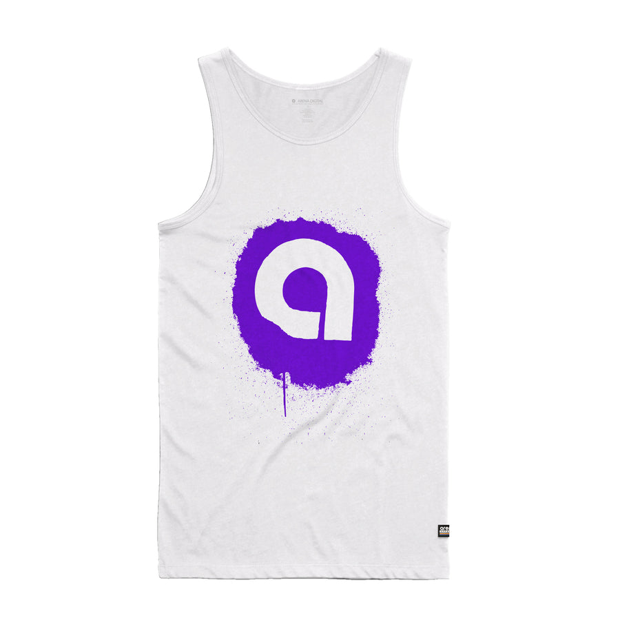 Stencil - Men's Tank Top - Band Merch and On-Demand Designer Shirts