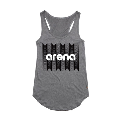 Arena Music | Converge - Heather Grey Women's Tank Top