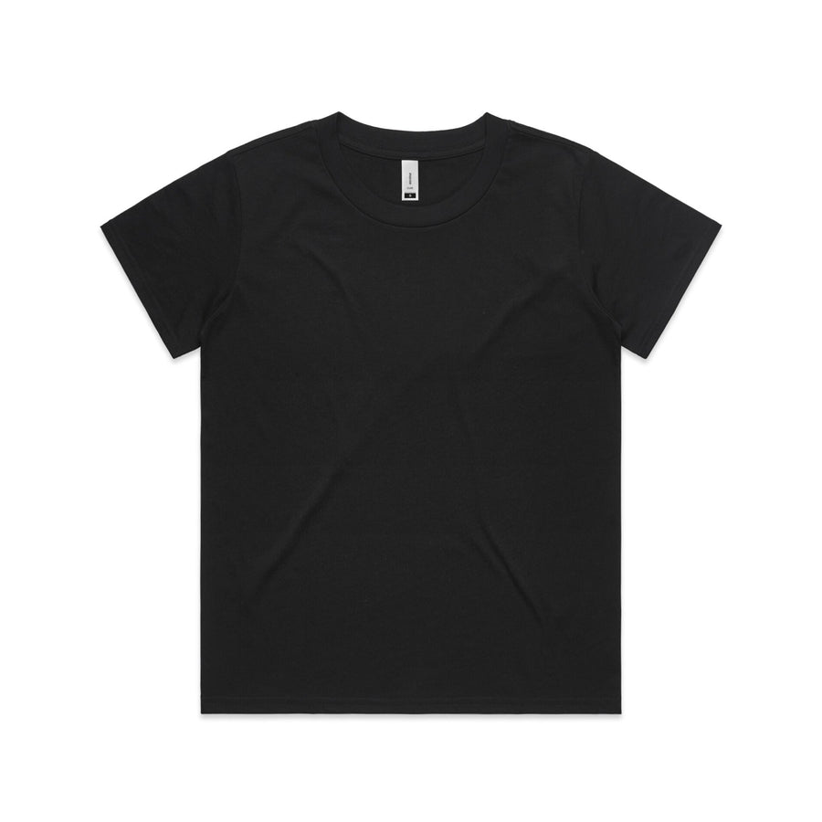 Wo's Cube Tee Shirt | Custom Blanks - Band Merch and On-Demand Designer Shirts